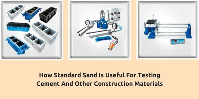 Cement Testing Instruments - EIE