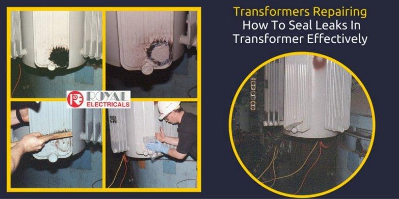 Transformers repairing