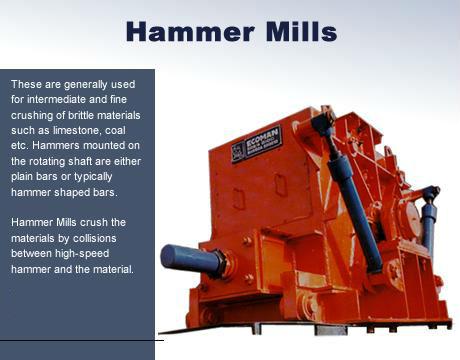 8 Hammer Mills
