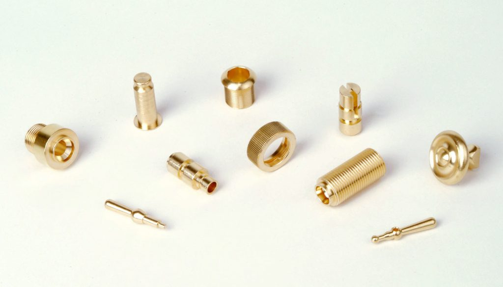 Cleaning Of Brass Nuts And Components At Home Naturally Possible!