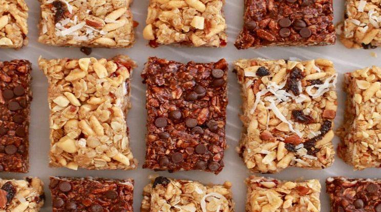 Granola Baking Confectionery
