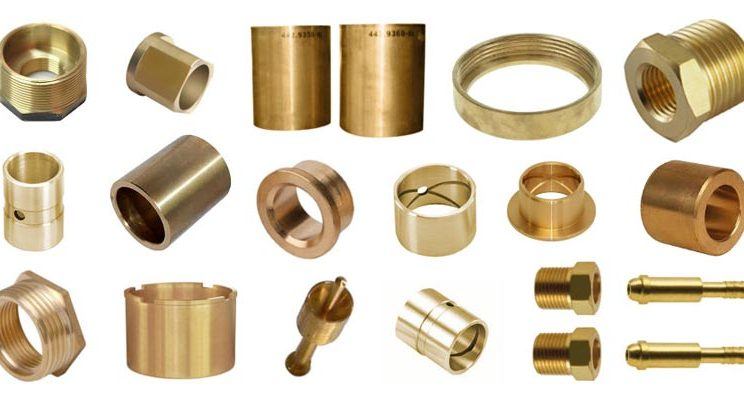 Brass Part Manufacturing