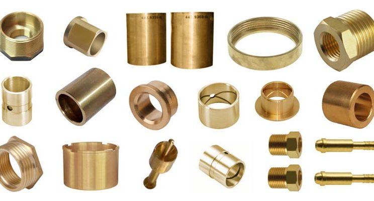 Brass Part Manufacturing