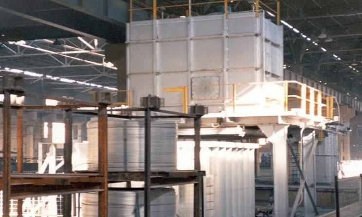 Solution Heat Treatment Furnaces