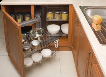 Kitchen hardware accessories