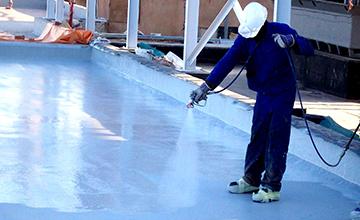 Cement waterproofing