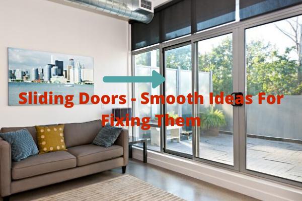 Sliding folding door fittings