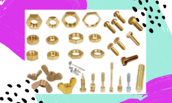 Brass fasteners exporters