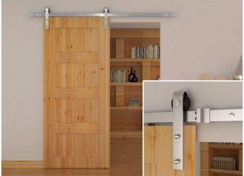 Wooden sliding doors fittings