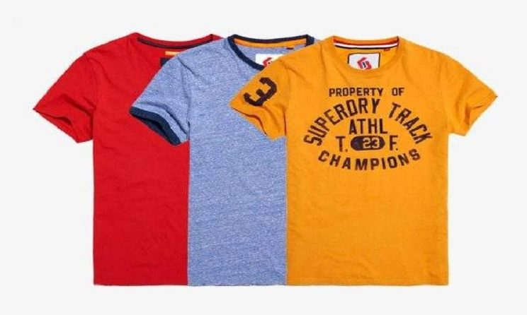 Customize t-shirt manufacturers