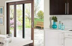 Wooden sliding door fitting