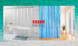 plastic shower curtains India manufacturers