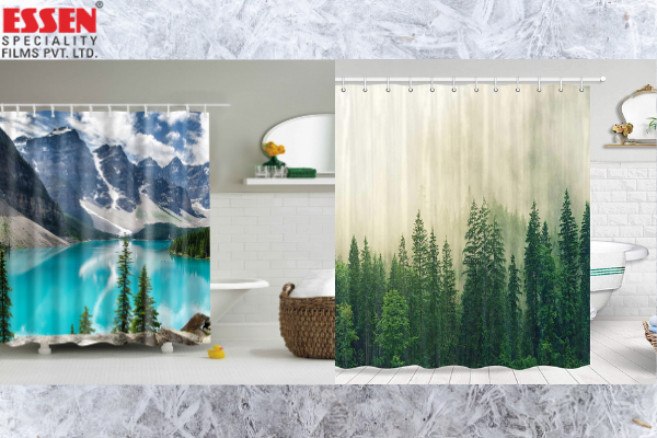 shower curtain India