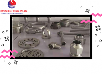 Stainless steel investment castings manufacturers