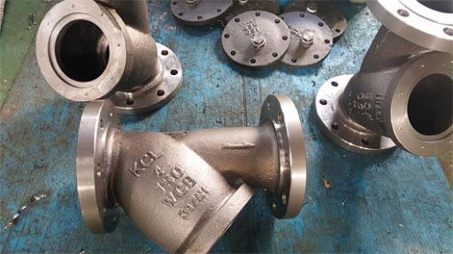 casting for valves