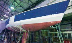 marine fiberglass resin products