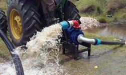 PTO pumps for tractors