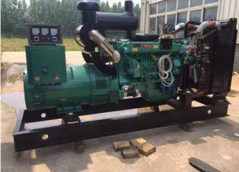 air-cooled generators sets